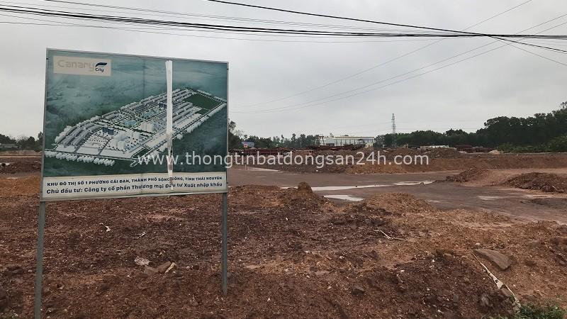 """Dự án Canary Thái Nguyên bán """"lúa non"""" khi chưa có phép 2"""