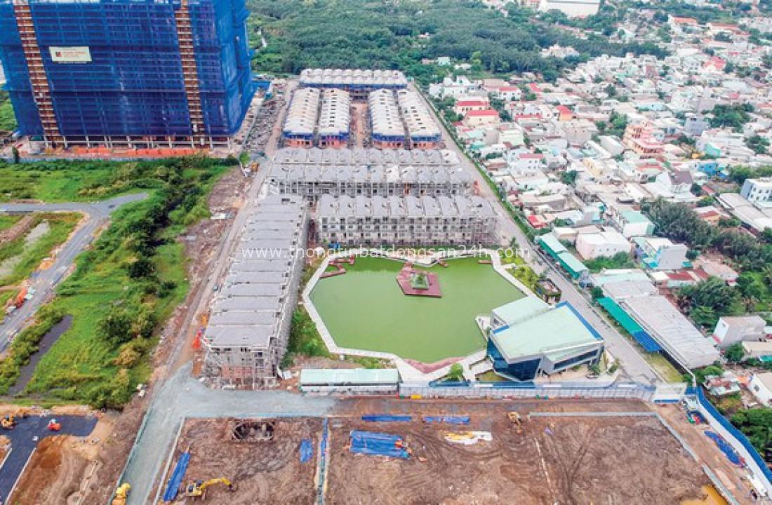 """Hàng trăm dự án nhà ở có quỹ đất hỗn hợp sắp được """"cởi trói"""" 11"""