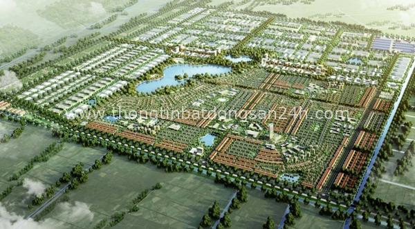 Khởi công khu công nghiệp và đô thị 1.800 ha ở Long An 10