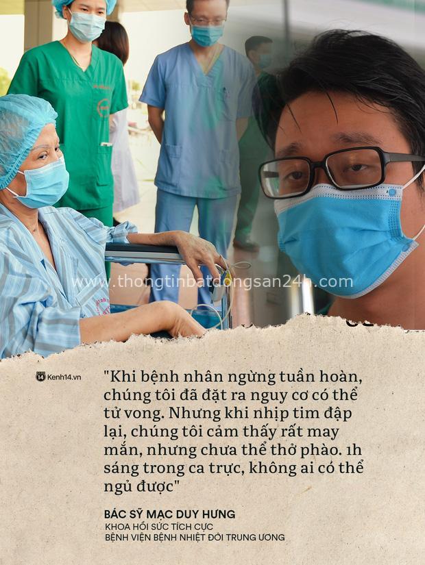 Kỳ tích 80 ngày từ dọa tử vong đến hồi sinh của BN19 qua lời kể từ đội ngũ y bác sĩ: Chúng tôi như đứng trên cầu thăng bằng - Ảnh 1.