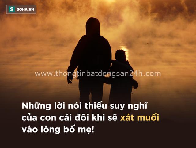 Làm con, nhất định phải làm cho cha mẹ những việc này nếu không muốn hối hận về sau - Ảnh 2.