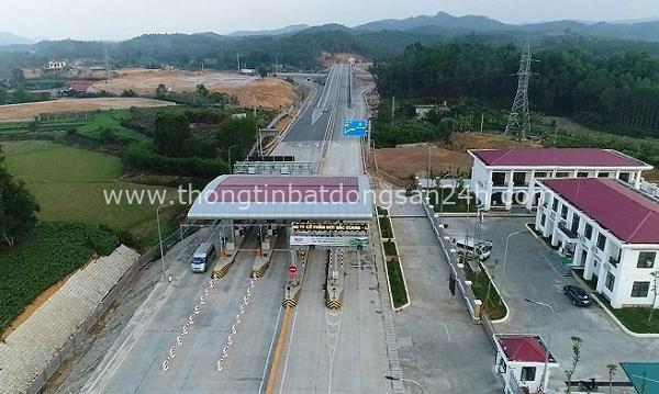 Lạng Sơn xin Thủ tướng hỗ trợ 2.056 tỷ đồng cho dự án BOT cao tốc Bắc Giang - Lạng Sơn 3