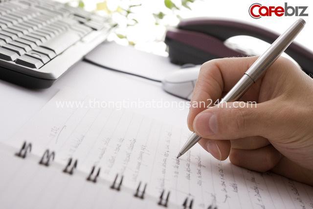 Người ưu tú luôn giữ thói quen kiểm soát tốt kế hoạch: Thiết lập to-do-list, quy định thời gian cho mỗi đầu việc, linh hoạt ứng biến... - Ảnh 2.
