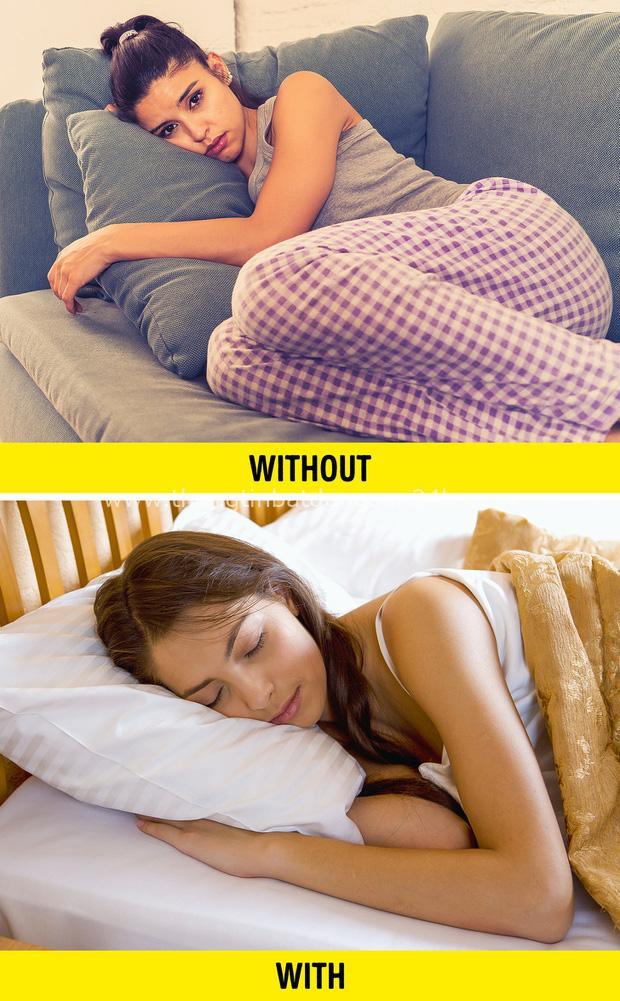 Nhiều người trời nóng 35 40 độ vẫn đắp chăn bật quạt đi ngủ: Khoa học giải thích thế nào? - Ảnh 4.