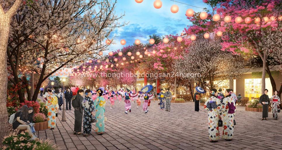 Onsen Fuji công bố 12 đại lý phân phối liền kề khoáng nóng Wyndham Thanh Thủy 2