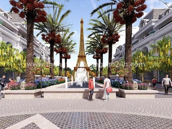 Paris Elysor: Dự án đáng sống xứ Thanh 2