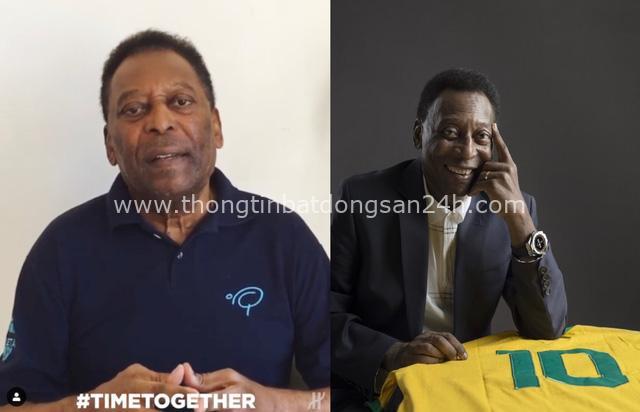 Pelé, Lang Lang, Usain Bolt: Đây là thời gian chúng ta đồng hành cùng nhau chiến thắng đại dịch - Ảnh 1.