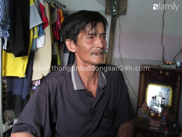 Tâm sự người đàn ông khuyết tật cả 2 tay, ngày ngày bán phế liệu nuôi 2 cháu sinh đôi cùng mẹ già 91 tuổi: Tôi không dám chết - Ảnh 4.