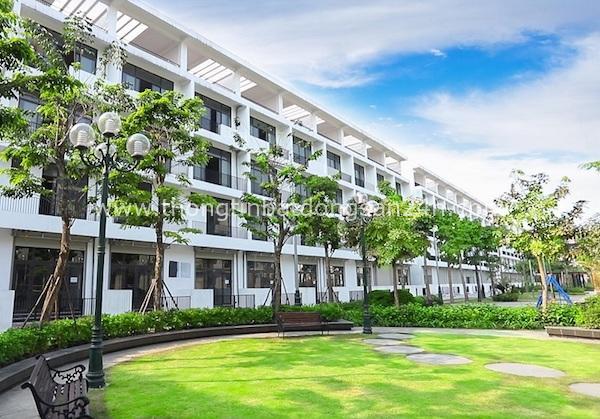 Thiết kế shophouse Bình Minh Garden có gì đặc biệt? 2