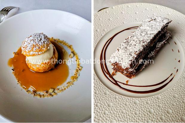 """Thử dùng bữa ở 4 nhà hàng đạt sao Michelin và cái kết: Các món ăn vừa đẹp vừa ngon đến """"vô thực"""", nhưng giá thì đắt như lên trời - Ảnh 13."""