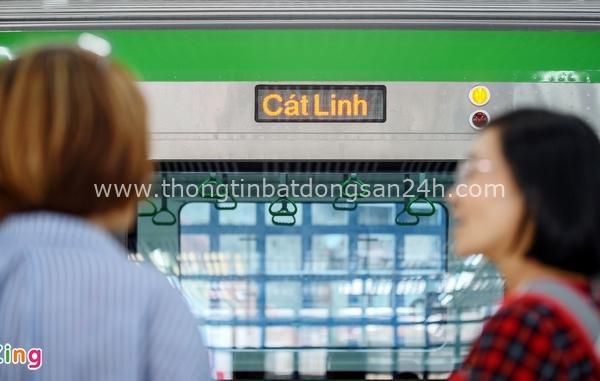 Thủ tướng: Đưa đường sắt Cát Linh - Hà Đông vận hành trong năm nay 10