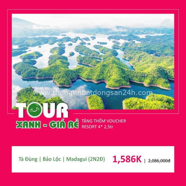 Tour xanh - Giá rẻ chỉ từ 299K, tặng voucher resort 4* - Ảnh 2.