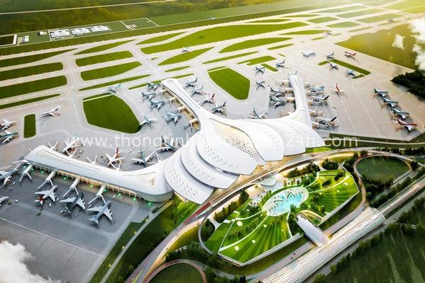 Từ sân bay Long Thành nhìn lại quy mô các sân bay trên thế giới 1