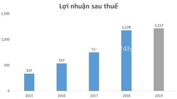 Vì sao môi giới và bán nhà của Đất Xanh tiếp tục tăng trưởng 22% trong năm 2019? 3