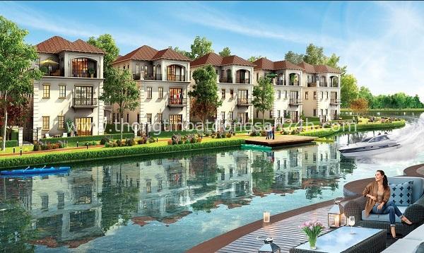 Khu đô thị sinh thái Aqua City (Đồng Nai) đang là tâm điểm của thị trường phía đông TP.HCM.