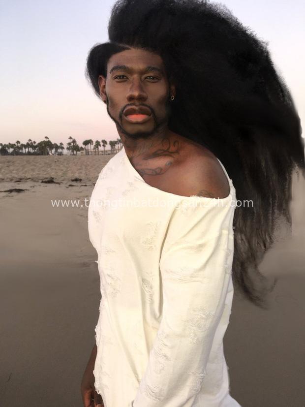 2 bố con sở hữu kiểu tóc xù bông bá đạo nhất thế giới khiến ai nhìn cũng trầm trồ và còn ghi tên vào kỉ lục Guinness - Ảnh 9.