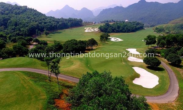 2 dự án sân golf hơn 1.800 tỷ đồng ở Bắc Giang và Hòa Bình được phê duyệt chủ trương đầu tư 11