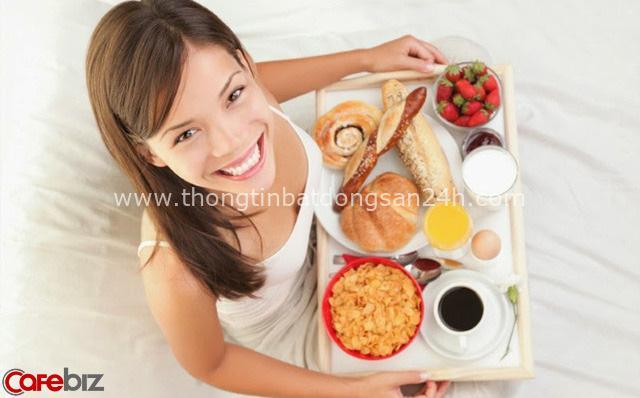 Ăn sáng cho đàng hoàng là ước mơ cao cấp và xa xỉ nhất của người trưởng thành - Ảnh 2.