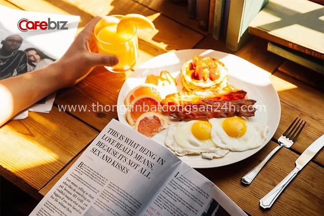 Ăn sáng cho đàng hoàng là ước mơ cao cấp và xa xỉ nhất của người trưởng thành - Ảnh 3.
