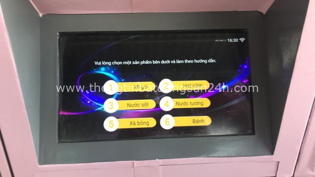 """ATM nhu yếu phẩm - San sẻ yêu thương"""" - nghĩa cử cao đẹp của Khóa Huy Hoàng - Ảnh 2."""