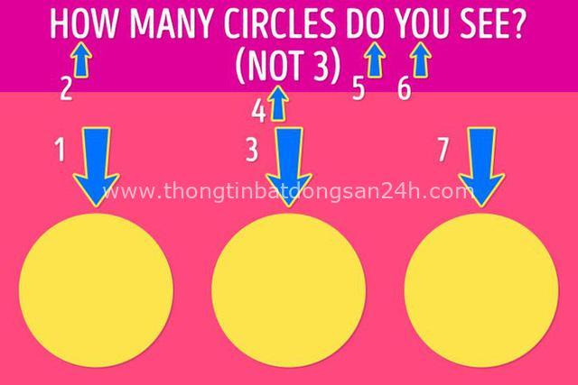 Bạn hẳn rất lanh lợi khi nhận ra ảnh này không phải chỉ có 3 đường tròn! - Ảnh 8.