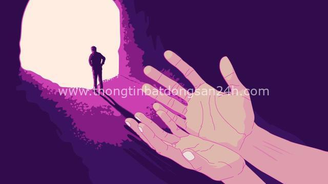 Bản thân bạn là cứu tinh lớn nhất của chính mình: Không vượt lên, bạn sẽ trượt chân xuống hố sâu không lối thoát - Ảnh 1.