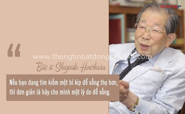 Bí quyết sống thọ của vị bác sĩ người Nhật 105 tuổi: Điều số 6 nhiều người đến cuối cuộc đời vẫn loay hoay đi tìm - Ảnh 3.