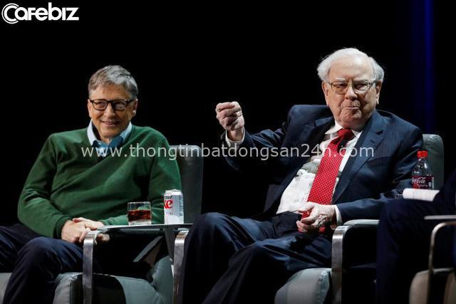 Bộ phim tài liệu Inside Bills Brain - Decoding Bill Gates và bài học dành cho bạn: Sự khác biệt giữa cao thủ và người bình thường nằm ở 4 điểm - Ảnh 3.