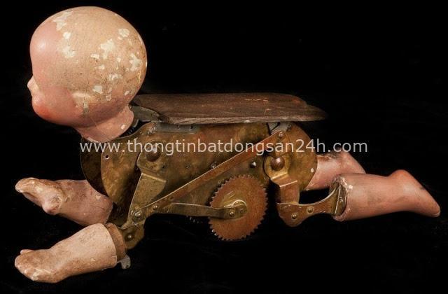 Búp bê của hơn 100 năm về trước: Ai mà ngờ món đồ chơi đáng yêu dành cho trẻ em từng có hình dạng kinh dị gây mất ngủ - Ảnh 3.