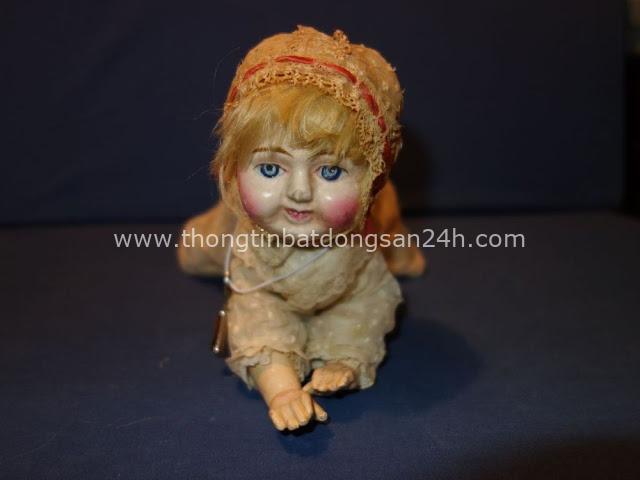 Búp bê của hơn 100 năm về trước: Ai mà ngờ món đồ chơi đáng yêu dành cho trẻ em từng có hình dạng kinh dị gây mất ngủ - Ảnh 4.