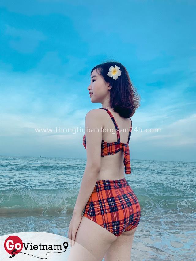 Cách Hà Nội 4 giờ đồng hồ, biển Bãi Đông vừa sạch vừa vắng chi phí chỉ 1 triệu quá hợp lý cho 2 ngày cuối tuần - Ảnh 7.