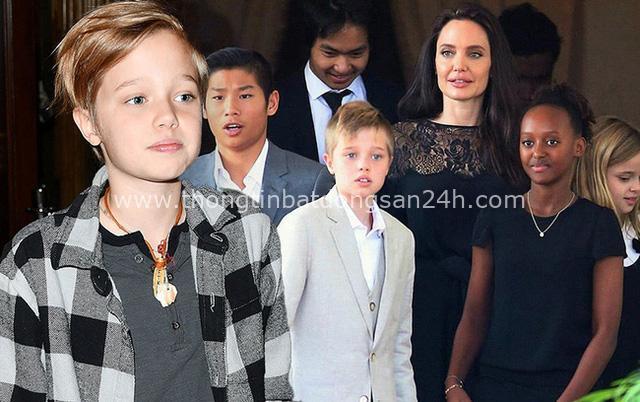 Câu chuyện về cô con gái ruột nhà Angelina Jolie và Brad Pitt: Sinh ra dưới ánh hào quang của cha mẹ nổi tiếng cho tới biểu tượng của cộng đồng LGBT - Ảnh 1.