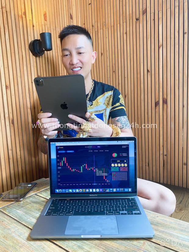 Chân dung Huấn Hoa Hồng: Giang hồ mạng 2 lần đi cai nghiện, thản nhiên ra sách chui và đóng MV quảng cáo cờ bạc trá hình - Ảnh 16.