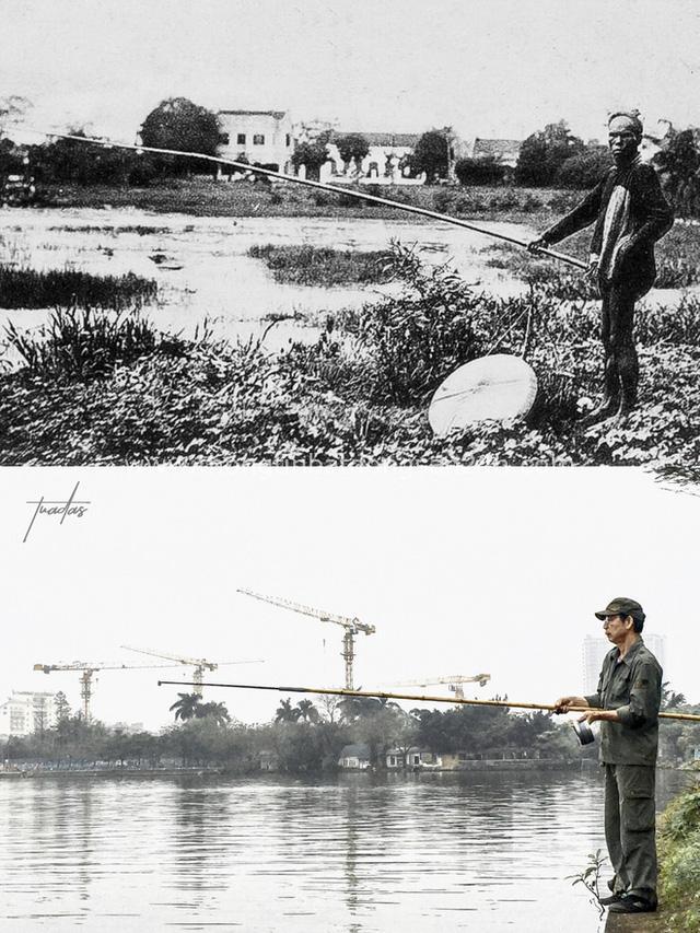Chàng trai 25 tuổi dành 7 năm chụp bộ ảnh Hà Nội 100 năm trước: Vì thời gian là thứ không thể lấy lại được - Ảnh 11.