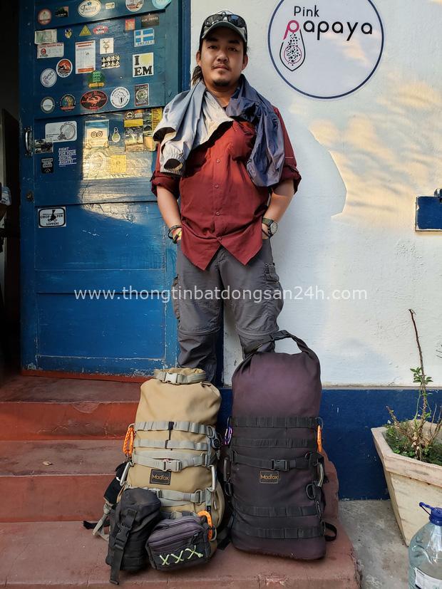 Chàng trai đi phượt bằng xe máy suốt hơn 3 năm qua 62 quốc gia, 6 châu lục sẽ trở về Việt Nam vào ngày mai - Ảnh 1.