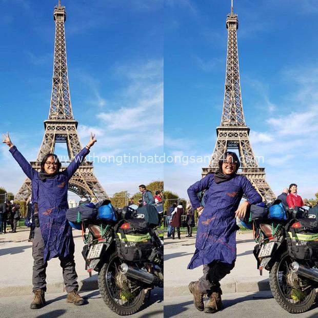 Chàng trai đi phượt bằng xe máy suốt hơn 3 năm qua 62 quốc gia, 6 châu lục sẽ trở về Việt Nam vào ngày mai - Ảnh 9.