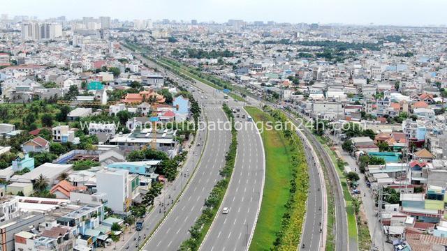 Chung cư trăm hoa đua nở dọc đại lộ đẹp nhất Sài Gòn - Ảnh 6.
