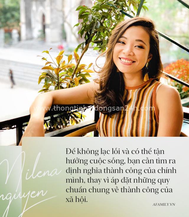 Chuyên gia hướng nghiệp Milena Nguyễn: Đam mê đang là thứ bị thổi phồng khi nhắc đến sự nghiệp - Ảnh 5.