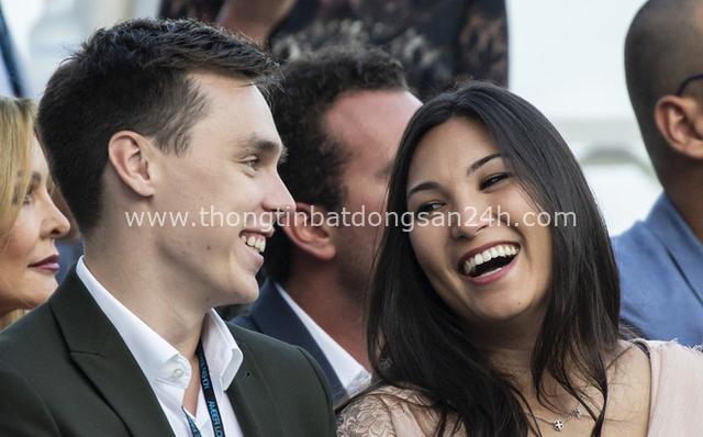 Chuyện tình của cô nàng Lọ Lem gốc Việt cưới người Hoàng tộc Monaco: Gió tầng nào sẽ gặp mây tầng đó, cứ nỗ lực chắc chắn sẽ gặp hoàng tử! - Ảnh 7.