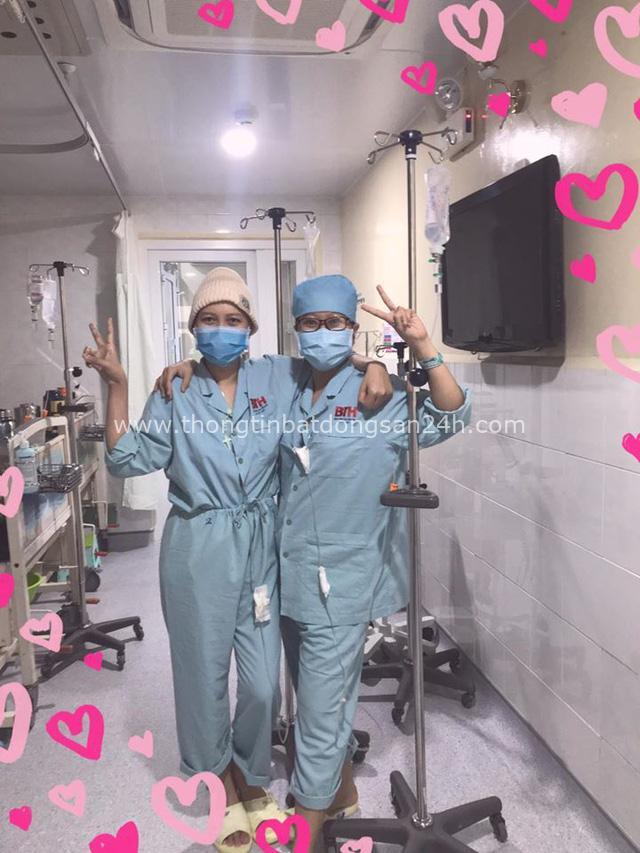 Cô gái Đồng Nai khiến nghìn người ngưỡng mộ vì lạc quan vô địch: 28 tuổi mắc ung thư vẫn quẩy banh nóc tại bệnh viện, lúc nào cũng vui vì được làm công chúa của chồng - Ảnh 9.