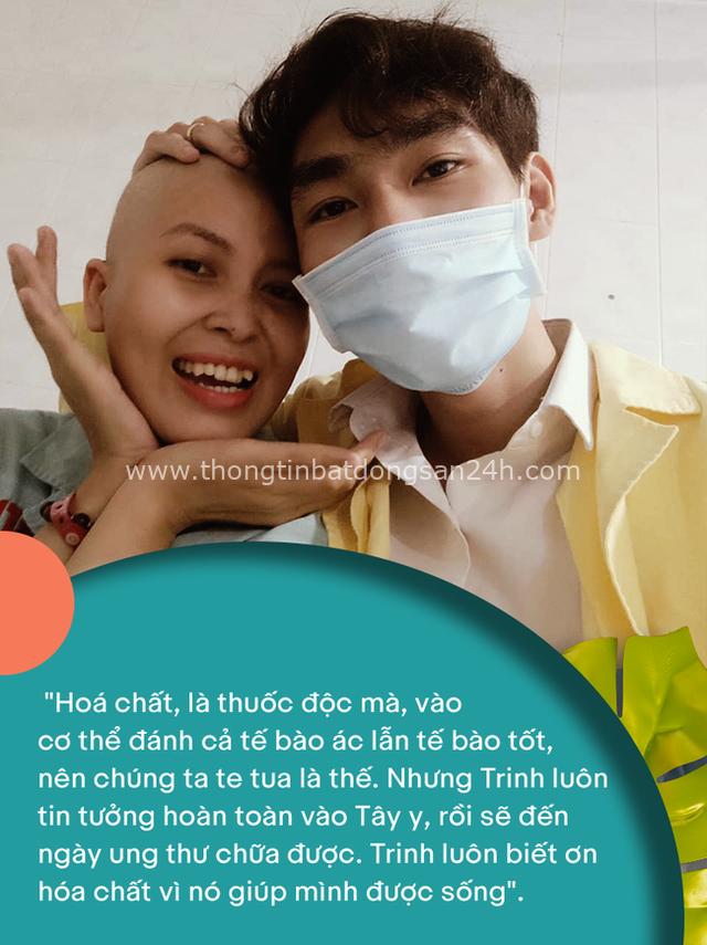 Cô gái Đồng Nai khiến nghìn người ngưỡng mộ vì lạc quan vô địch: 28 tuổi mắc ung thư vẫn quẩy banh nóc tại bệnh viện, lúc nào cũng vui vì được làm công chúa của chồng - Ảnh 11.