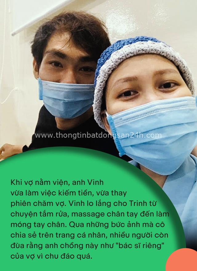 Cô gái Đồng Nai khiến nghìn người ngưỡng mộ vì lạc quan vô địch: 28 tuổi mắc ung thư vẫn quẩy banh nóc tại bệnh viện, lúc nào cũng vui vì được làm công chúa của chồng - Ảnh 16.