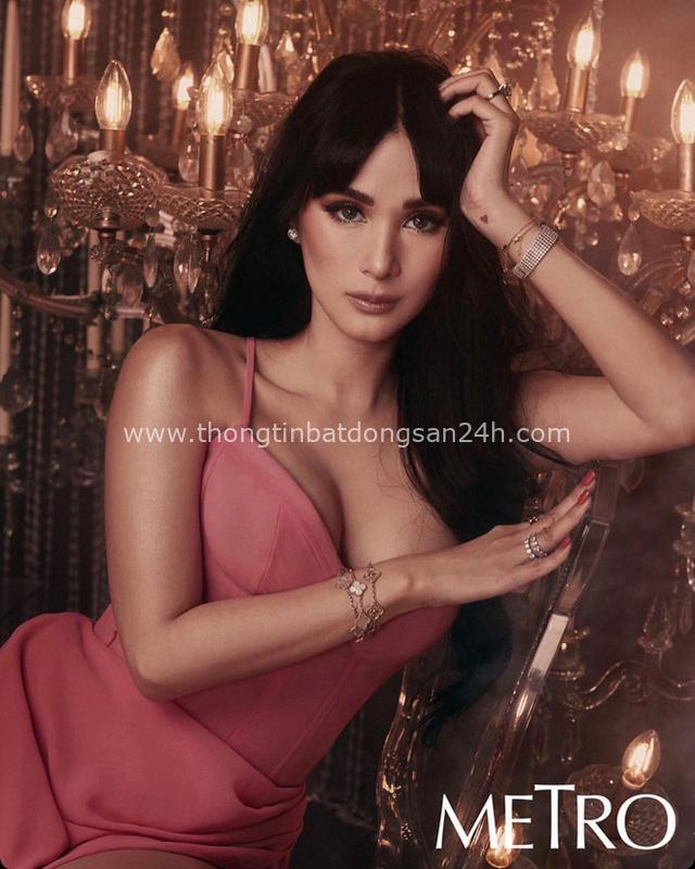 Crazy Rich Asians nguyên mẫu Heart Evangelista: Diễn viên đẹp nhất Philippines thành Phu nhân Thượng nghị sĩ và cuộc đời sóng gió của giới siêu giàu - Ảnh 3.