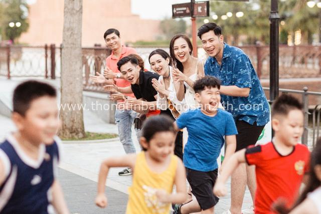 Cùng con trải nghiệm mùa hè khác biệt: Kỳ nghỉ thể thao sang chảnh all in one tại phố cổ Hội An - Ảnh 3.