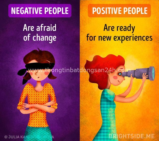 Cuộc đời bạn thăng hoa hay xuống dốc đều do cách bạn phản ứng: Sự khác biệt giữa những người có thái độ tích cực và người có thái độ tiêu cực - Ảnh 1.