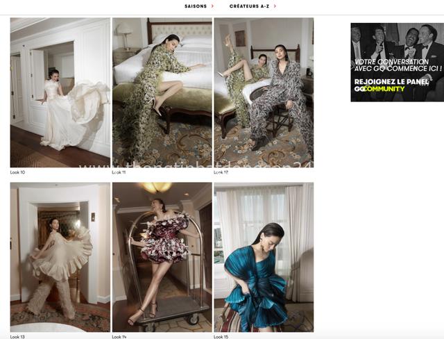 Đẹp ná thở trên Vogue Pháp, Thanh Hằng và Hồ Ngọc Hà đẳng cấp trong trang phục của Công Trí: Tinh hoa hội tụ là đây! - Ảnh 2.