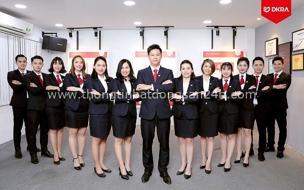 DKRA vào Top 5 Công ty tư vấn và môi giới bất động sản Việt Nam uy tín 2020 1