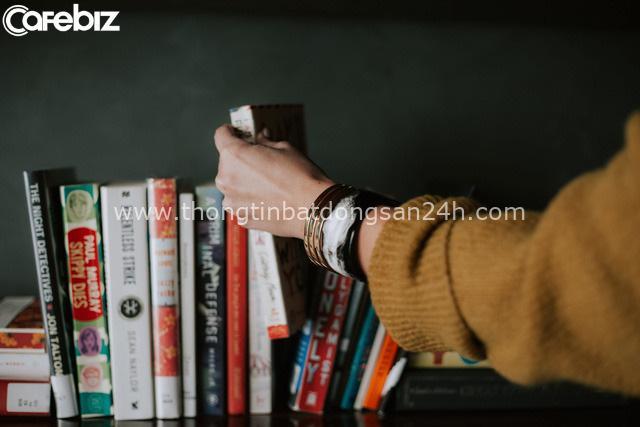 Đọc sách rốt cuộc ảnh hưởng tới người lớn tới đâu? Tôi tìm ra được câu trả lời sau khi phỏng vấn hàng trăm người đi làm - Ảnh 3.