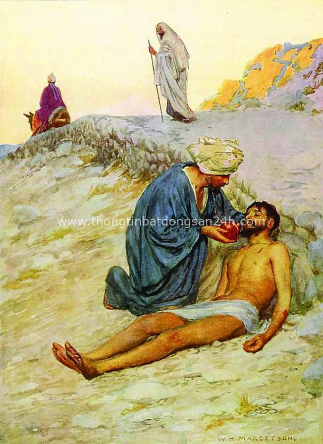 Gặp 1 người bị thương, 3 người có 3 phản ứng khác nhau: Chỉ 1 người được lên thiên đàng - Ảnh 1.