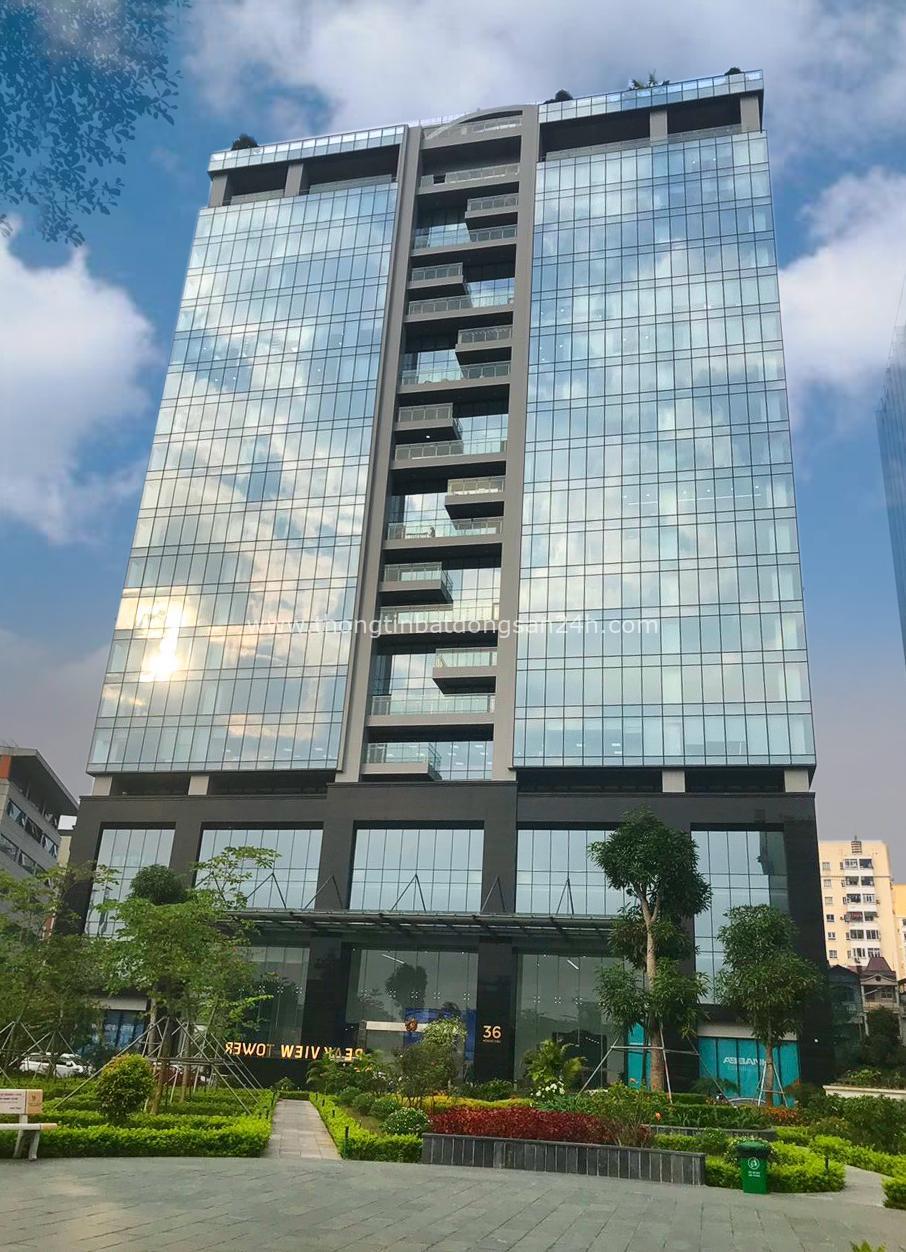 Geleximco Peakview Tower đánh dấu bước đi tiếp theo của Geleximco trong lĩnh vực đầu tư văn phòng cao cấp cho thuê.